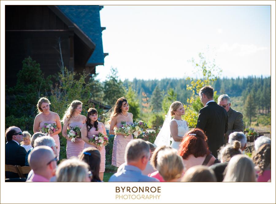 Tetherow bend wedding