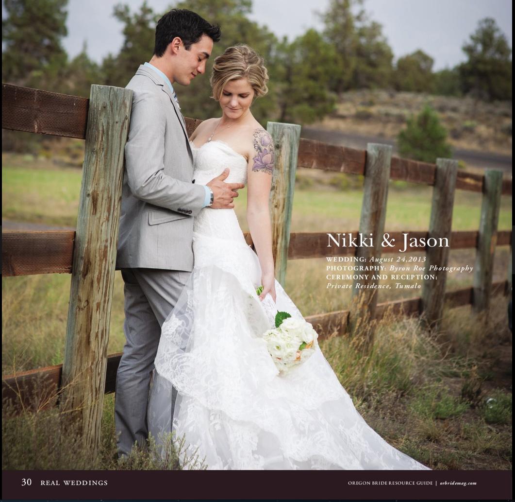 Oregon Bride Guide 91