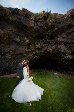 {Brooke + Ryan} Pronghorn Resort, Bend, Oregon Wedding Photography