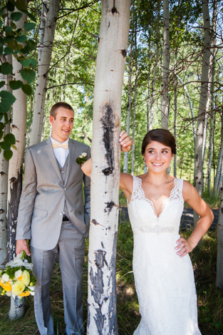 {Ali + Robby} Black Butte Ranch, Oregon Wedding Photography