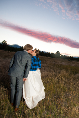 {Tyler + Travis} Private Residence in Sisters, Oregon Wedding Photography