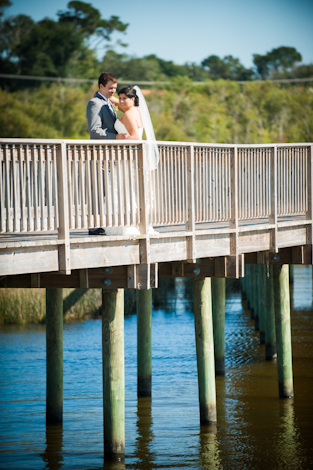 {Jill + Nathan} Destination Wedding Photography in Duck On The Outer Banks, NC