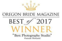 Oregon bride magazine bestof