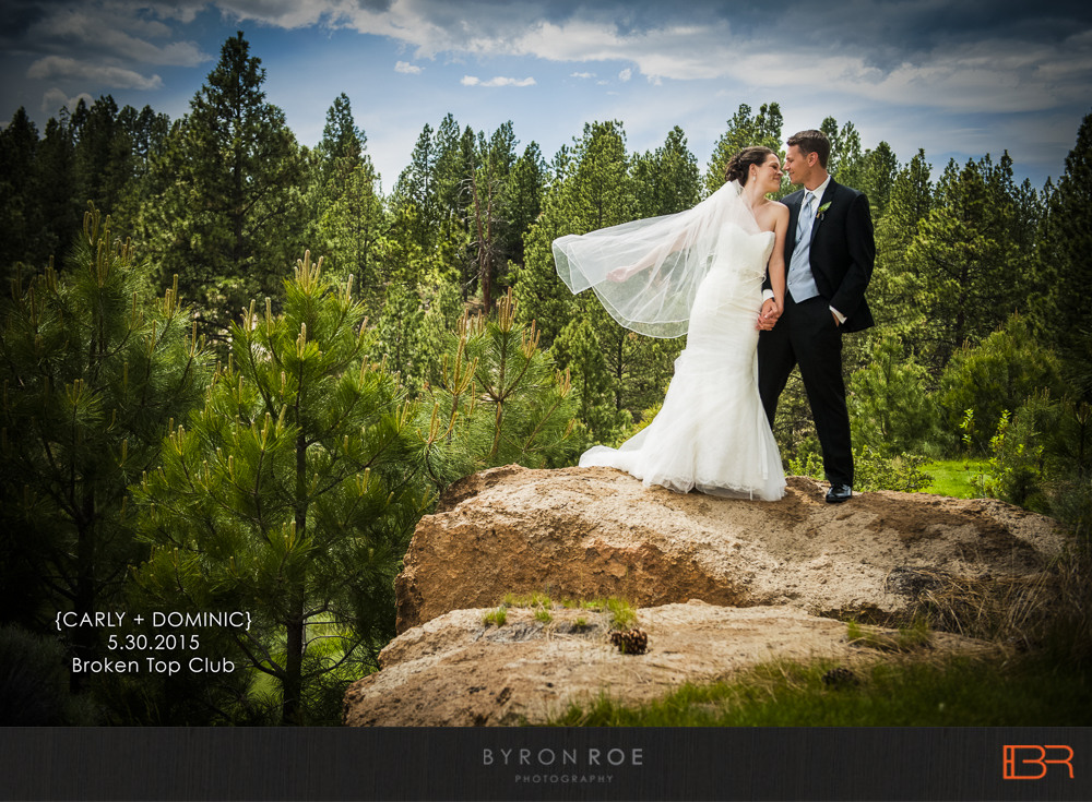 Carly + Dominic} Broken Top Club Wedding Photography Bend, Oregon ...