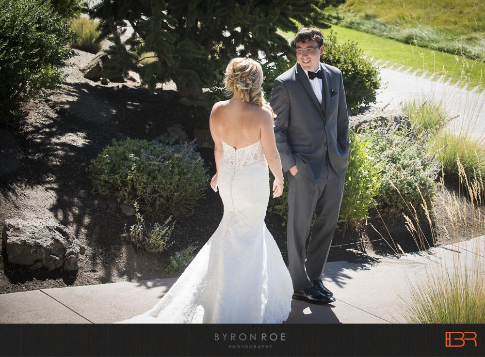 Nicole Curtis Pronghorn Club Wedding Island Wedding